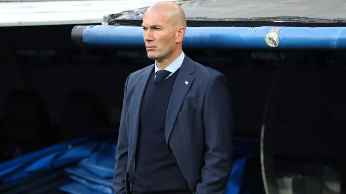 Zinedine Zidane says Real Madrid's dominance is