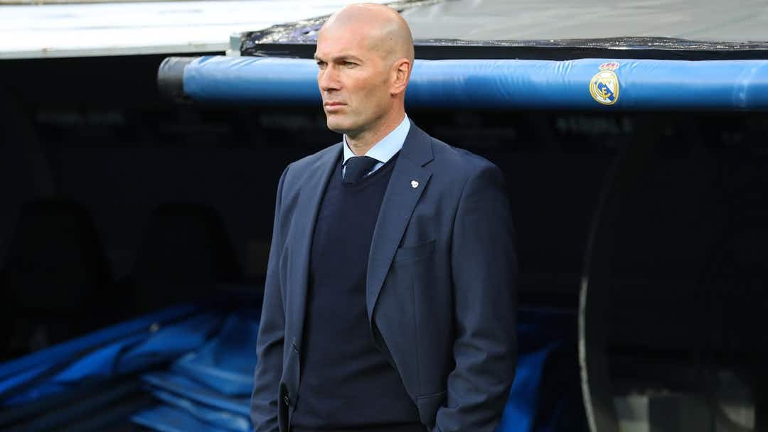 "Zinedine Zidane says Real Madrid's dominance is ""not normal"""