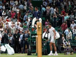 Wimbledon Championships curfew halted Djokovic and Nadal's semifinal in 2018