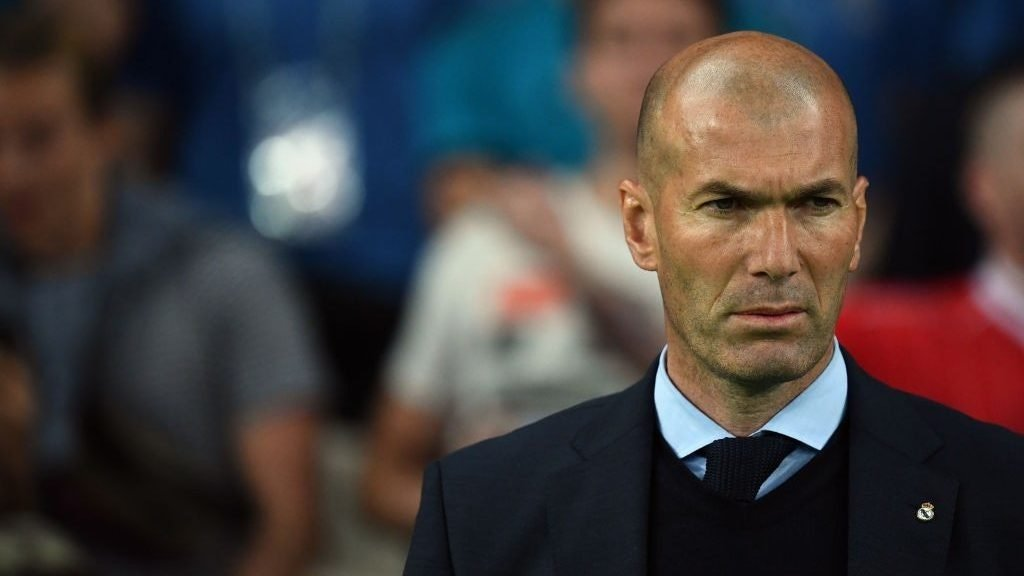 Zidane might manage United after Mourinho