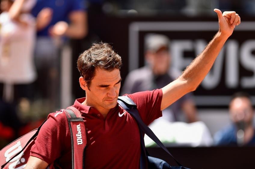 Roger Federer, Rome Masters 2016