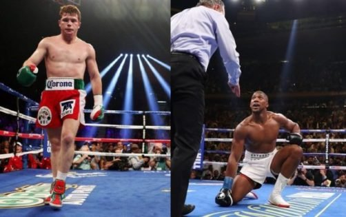 Should Anthony Joshua Switch Trainers and Join Team Canelo?