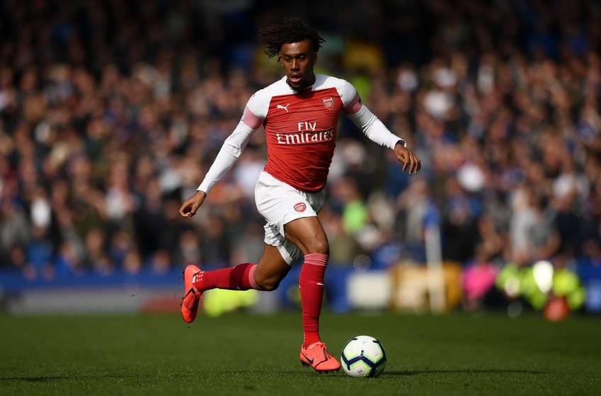 Alex Iwobi switched Everton for Arsenal on deadline day.