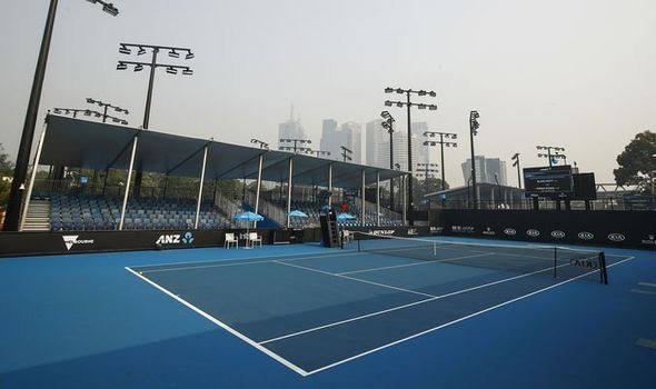 Australian Open 2020 Suspends Play For The Second Day In A
