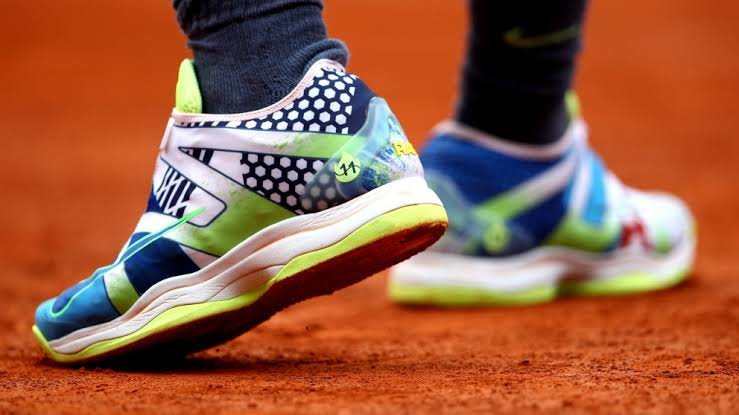 Rafael Nadal S Shoes All You Need To Know About The Special One Essentiallysports
