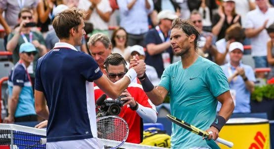 Daniel Medvedev vs Rafael Nadal