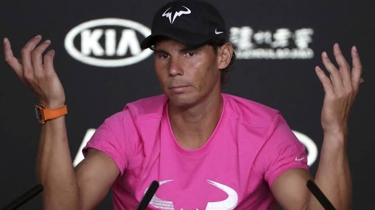 I Don T Have Concerns Rafael Nadal Opens Up On Australian