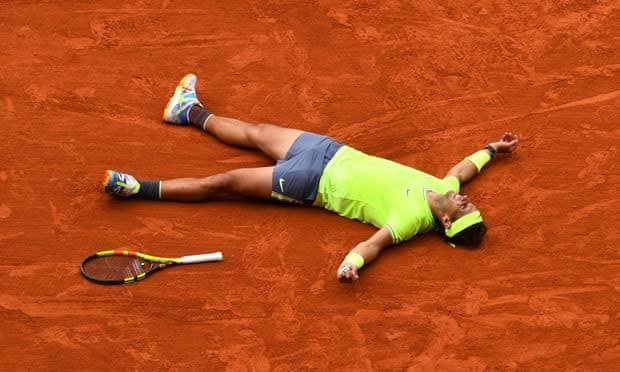 Rafael Nadal Says He's Not Interested in Chasing Roger