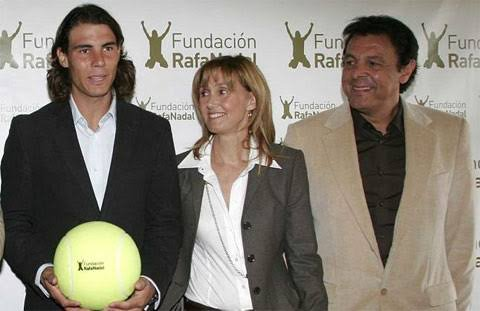 Who Are Rafael Nadal S Parents And How Have They Influenced His Life Essentiallysports