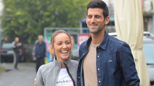 How Novak Djokovic's Wife Jelena Djokovic Influences his Career ...