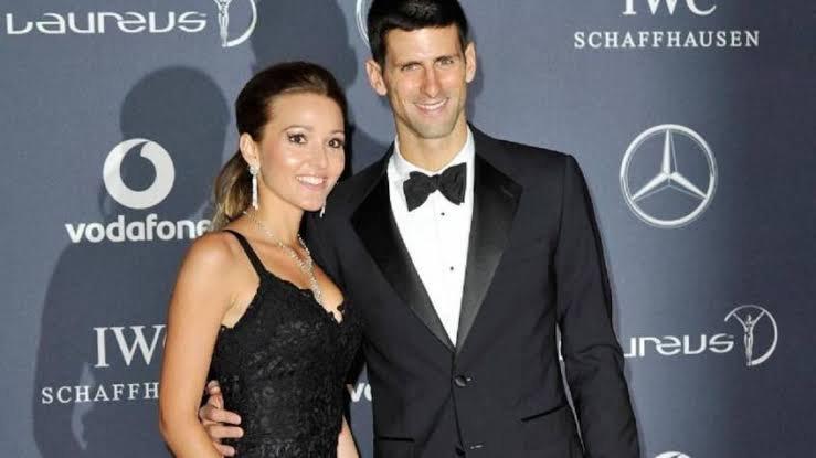 How Novak Djokovic's Wife Jelena Djokovic Influences his Career ...