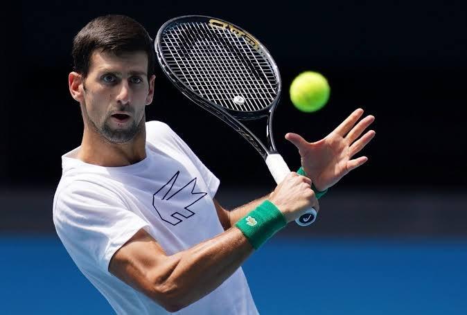 I Did Adjust My Training Novak Djokovic Admits Preparation