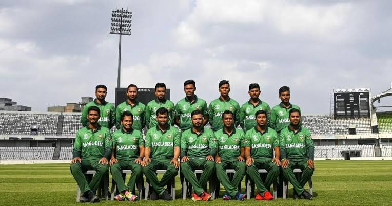 ICC Cricket World Cup 2019: Bangladesh Jersey