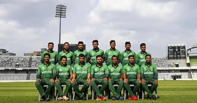 ICC Cricket World Cup 2019: Bangladesh Jersey
