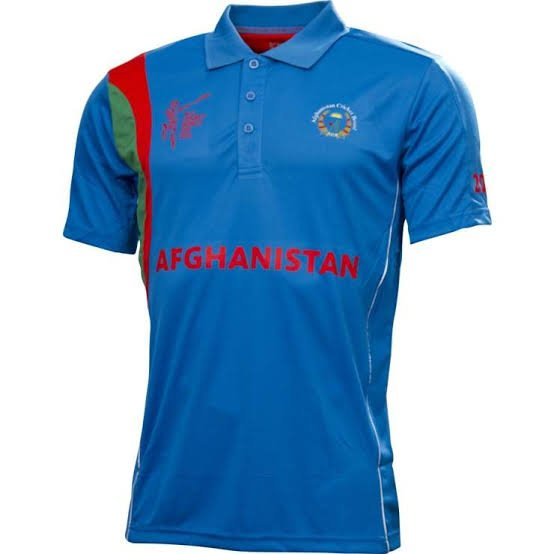 ICC Cricket World Cup 2019: Afghanistan Jersey