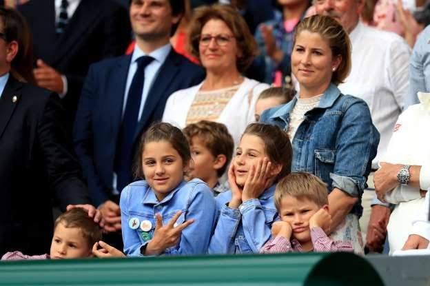Who Are Roger Federer S Kids Essentiallysports