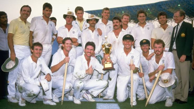 ICC Cricket World Cup 1987
