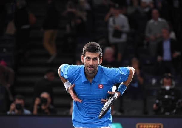 Nick Kyrgios on Novak Djokovic