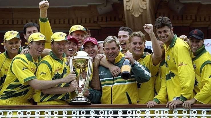 ICC Cricket World Cup 1999