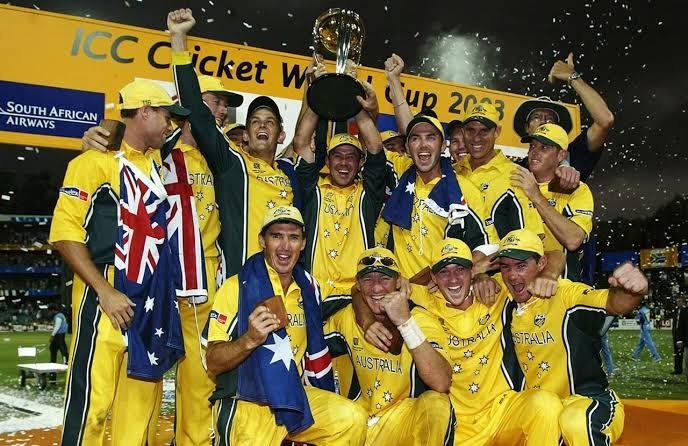 ICC Cricket World Cup 2003