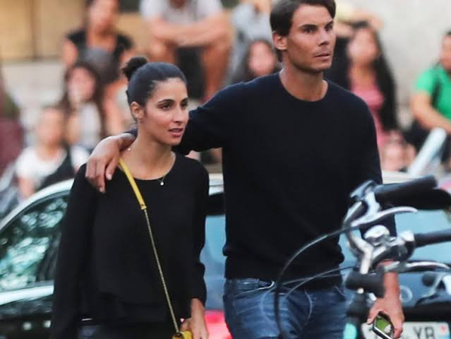Rafael Nadal And Xisca Perello Left A Private Note For Their Guests At The Wedding Essentiallysports