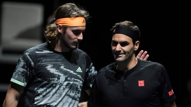 Roger Federer Has A Very Difficult Style To Copy Stefanos Tsitsipas Essentiallysports