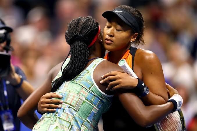 Naomi Osaka and Coco Gauff US Open 2019