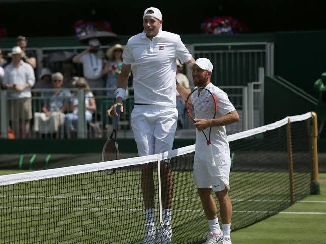 Top 10 Tallest Tennis Players On Atp Essentiallysports