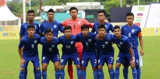 Indian U-17 Football team