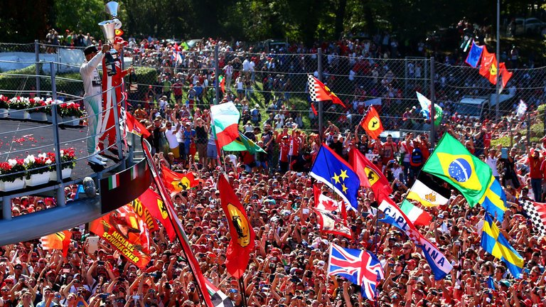 Italian Grand Prix 2019 Schedule Essentiallysports