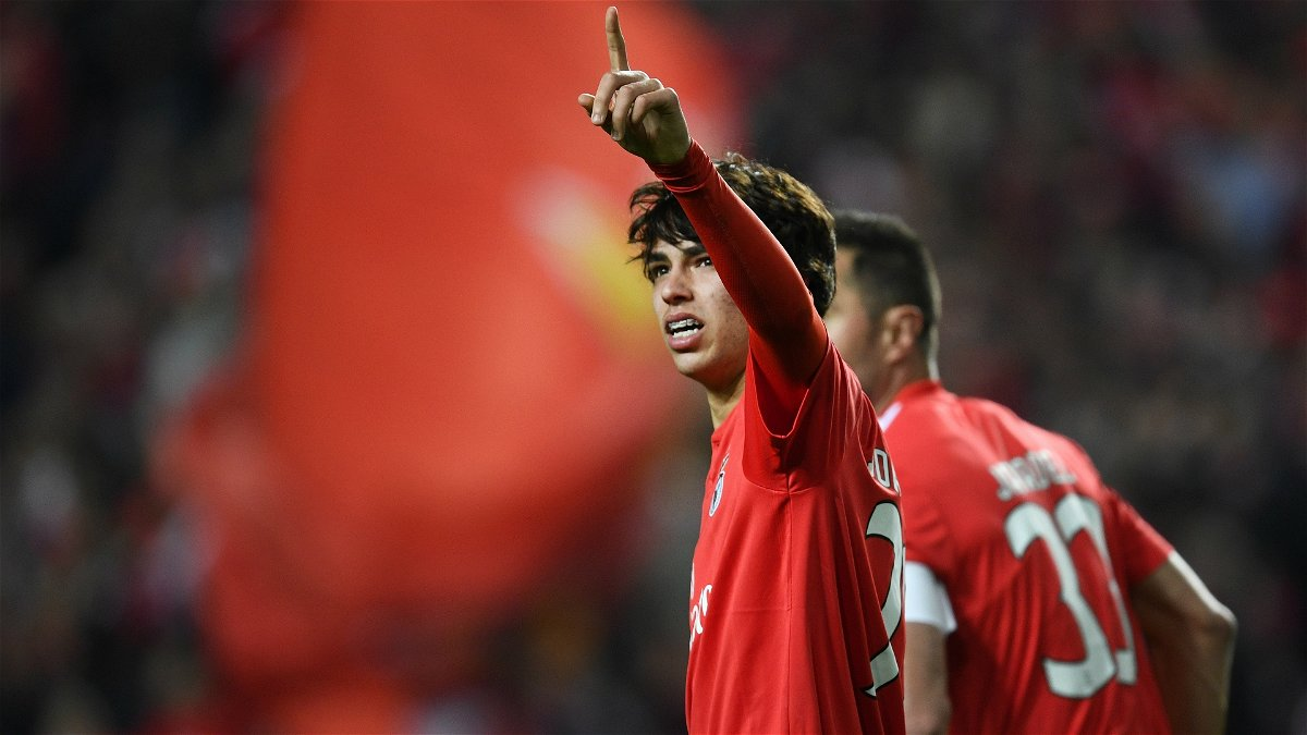 Portuguese Wonderkid Joao Felix Attracting Interest From Real Madrid Manchester United And Others Essentiallysports