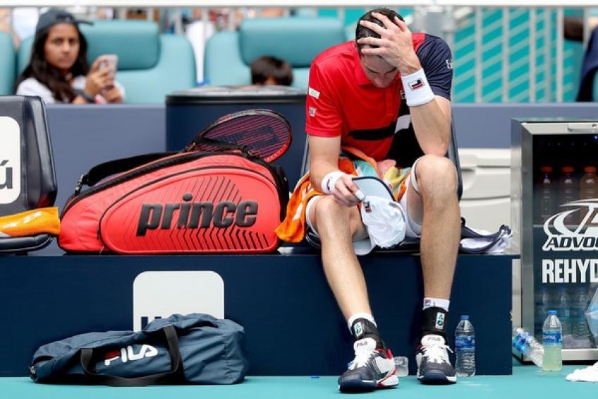 John Isner, Miami Open 2019