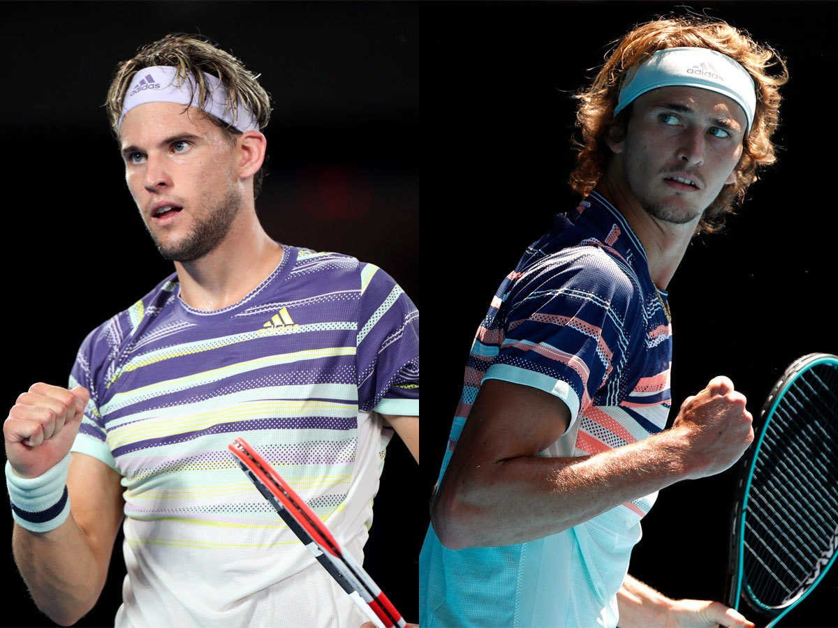 Australian Open Dominic Thiem Vs Alexander Zverev Semifinals Preview And Prediction EssentiallySports
