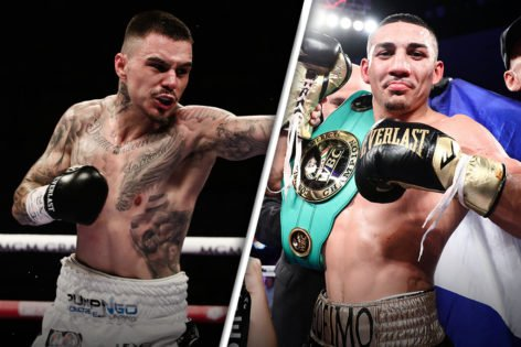 Teofimo Lopez Wants to Fight George Kambosos Jr. On November 13