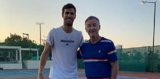 Karen Khachanov and Fredrik Rosengren