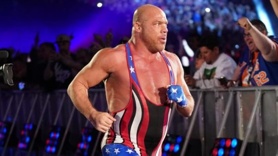 Kurt Angle Looks Back on Facing The Undertaker in His Major PPV Match