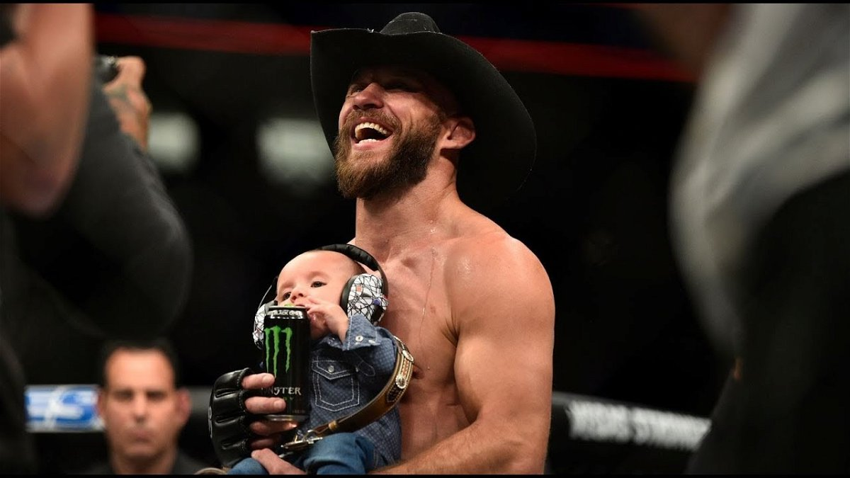 Conor McGregor Reveals How He Will Celebrate his Win Over Donald ...
