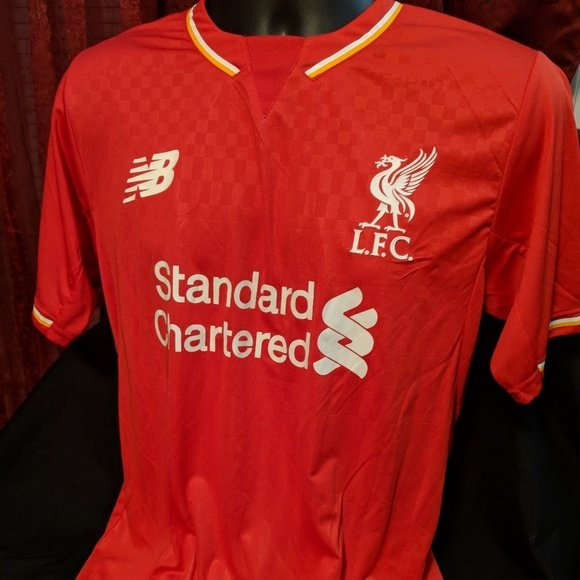 separation shoes aedbe 29e90 Liverpool Close to Signing a Record Breaking Sponsorship ...