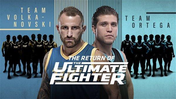 Watch UFC TUF 29 : New Beginning 2021 6/15/21