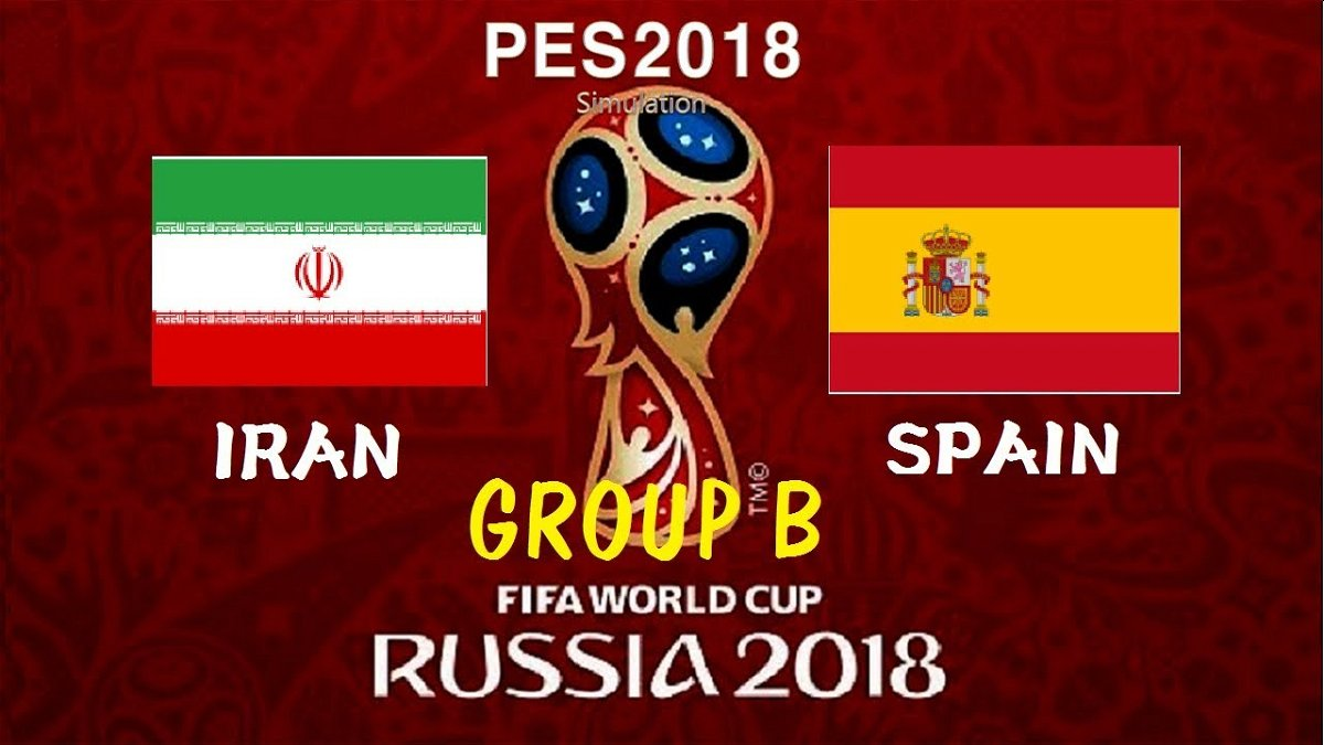Fifa World Cup Champions Spain Survived A Scare As They Managed To Win Their Second Match La Rojas Were Up Against An Upbeat Iran On Wednesday