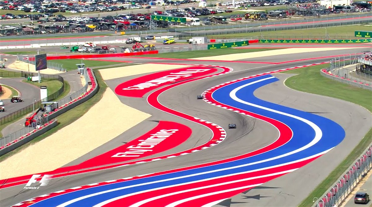 Us Grand Prix >> Fans React To Fake Engine Noises Captured During The Us Grand Prix