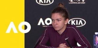 Halep in Melbourne