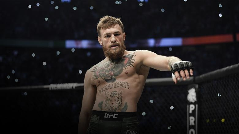The Step Back Bang Left Hook Conor Mcgregor Shares A Special Video From His Career Essentiallysports