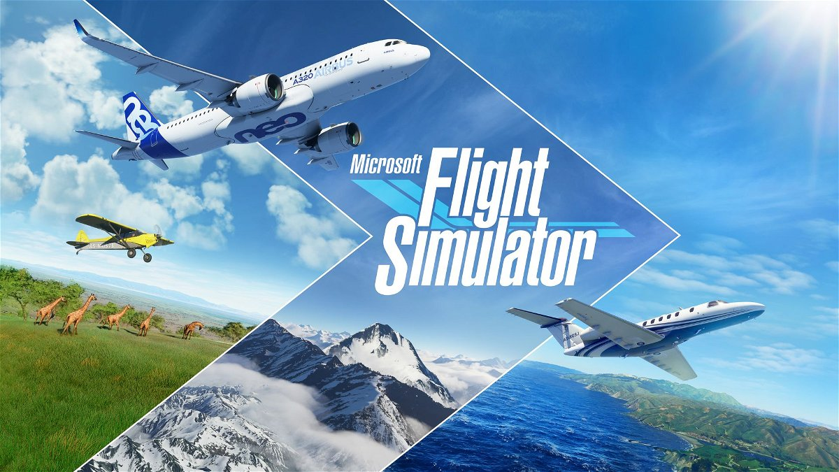 Microsoft's Flight Simulator Will Fly Over Great Britain In Next World Update - EssentiallySports