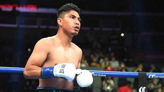 Sandor Martin Upsets a Returning, Rusty Mikey Garcia