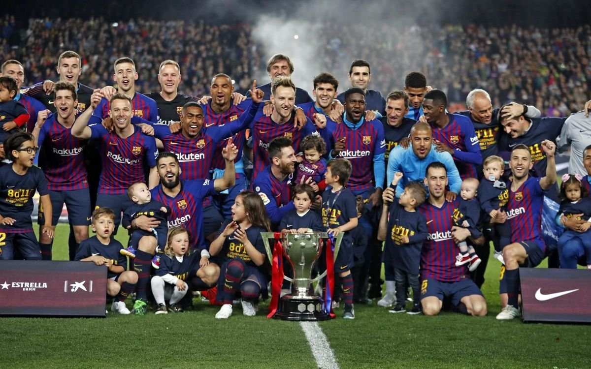 Fc Barcelona Owes A Debt Of Nearly 888 Million Euros Essentiallysports