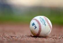 MLB pitch
