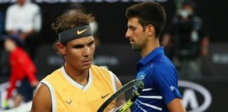 Nadal and Djokovic