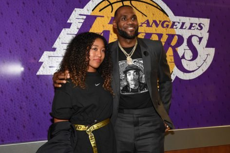 EXCITING! Naomi Osaka To Feature on LeBron James' Show 'The Shop'