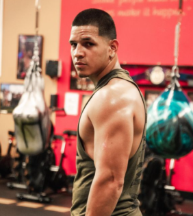 Knockout Artist Edgar Berlanga to Fight on the Undercard of Tyson Fury vs Deontay Wilder 3